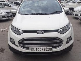 Ford EcoSport 1.0 Ecoboost Trend Plus MT 2015 for sale