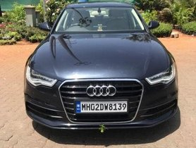 Used 2015 Audi A6 AT 2011-2015 for sale