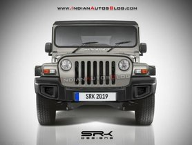 2020 Mahindra Thar To Launch In India In April Next Year