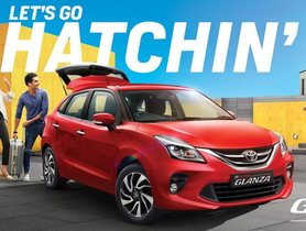Check Out New Official Toyota Glanza TVC [Video]
