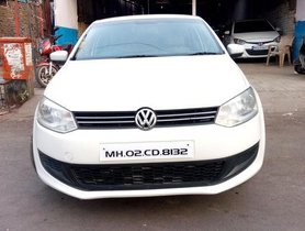 Used Volkswagen Polo Petrol Comfortline 1.2L MT car at low price