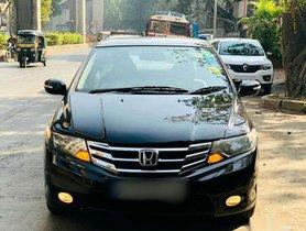 Honda City 1.5 V AT, 2013, Petrol for sale