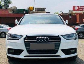 Used Audi A4 2.0 TDI 177 Bhp Premium Plus AT car at low price