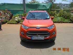 2014 Ford EcoSport 1.5 DV5 MT Titanium Optional for sale