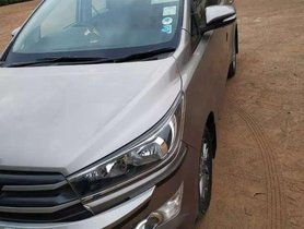 Toyota Innova Crysta 2016 MT for sale