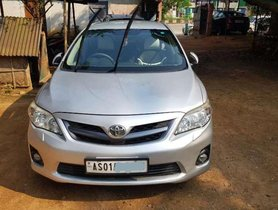 Used Toyota Corolla Altis car G 2011 MT for sale  at low price