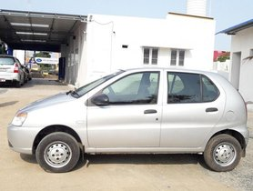 Used Tata Indica V2 MT  2001-2011 car at low price