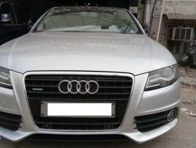 2012 Audi A4 2.0 TDI Multitronic AT for sale at low price