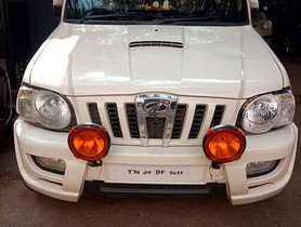 Mahindra Scorpio VLX 4WD Airbag BS-IV, 2009, Diesel MT for sale
