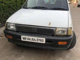 Maruti Suzuki Zen 2002 MT for sale
