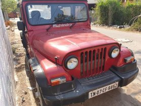 Used 2016 Mahindra Thar CRDe MT for sale