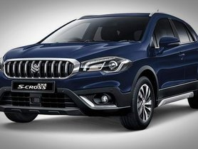 Maruti S-Cross Sales Drops By 67% In May 2019