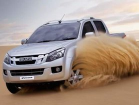 Buy An Isuzu D-Max V-Cross And Get A Maruti Swift FREE