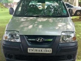 Used Hyundai Santro Xing car 2006 XL MT at low price