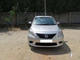 Nissan Sunny XV D, 2013, Diesel MT for sale