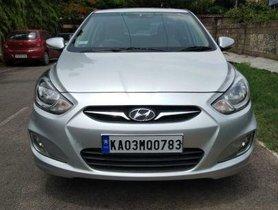 Used Hyundai Verna 1.6 EX VTVT MT 2012 for sale