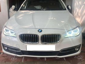 Used BMW 5 Series 520d Luxury Line 2015 AT for sale