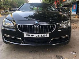 Used 2013 BMW 6 Series 640d Gran Coupe AT for sale