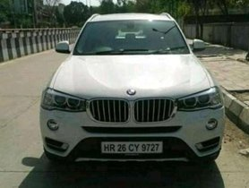 Used BMW X3 car AT for sale  at low price