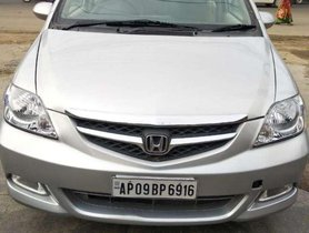 Used Honda City ZX car EXI MT for sale at low price