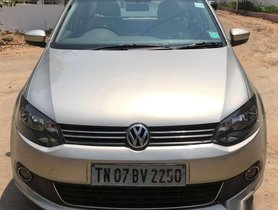 Used Volkswagen Vento car 2013 MT for sale at low price