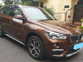 2016 BMW X1 sDrive20d AT for sale at low price