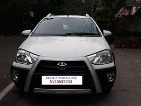 Used Toyota Etios Cross MT for sale