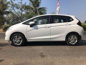 Used Honda Jazz car V MT 2016 MT at low price