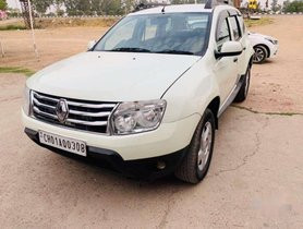 Used Renault Duster car 2012 MT for sale at low price