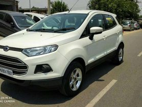 Ford Ecosport EcoSport Titanium 1.5 Ti-VCT, 2013, Diesel MT for sale