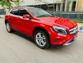 2016 Mercedes Benz GLA Class AT for sale at low price