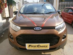 Ford EcoSport 2017 MT for sale