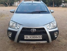 Used 2015 Toyota Etios Cross MT for sale