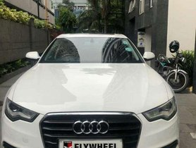 Audi A6  2.0 TDI Premium Plus AT  2013 for sale