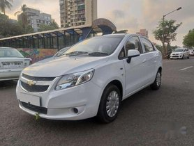 Used Chevrolet Sail LS ABS 2013 MT for sale