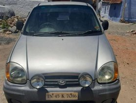 2001 Hyundai Santro MT for sale