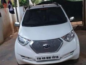 Used 2018 Datun Go MT car at low price