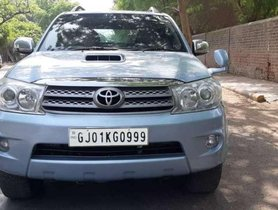 2010 Toyota Fortuner  4x4 MT for sale