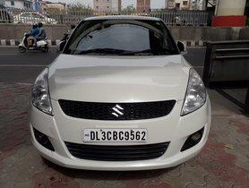 Used 2014 Maruti Suzuki Swift VDI Diesel MT for sale in New Delhi