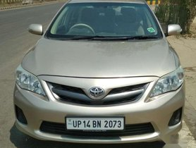 2011 Toyota Corolla Altis G MT for sale