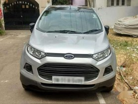 Used Ford EcoSport car MT at low price
