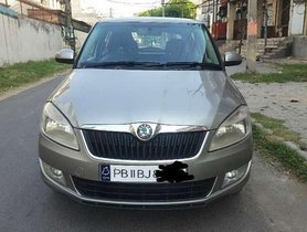 Used Skoda Fabia car 2013 MT for sale at low price