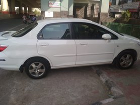 Used 2008 Honda City CVT ZX Petrol MT for sale in New Delhi