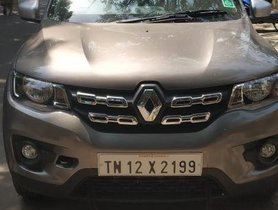 Used Renault Kwid  RXT Optional MT car at low price