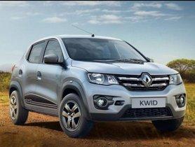 Renault Kwid Passes 3 Lakh Sales Mark