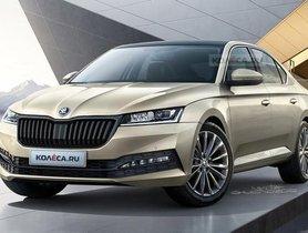 2020 Skoda Octavia To Premier At 2019 Frankfurt Motor Show