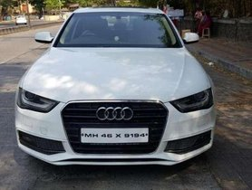 2014 Audi A4 AT for sale
