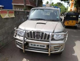 2010 Mahindra Scorpio LX MT for sale at low price