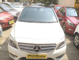 Mercedes-Benz B Class, 2014, Diesel AT for sale