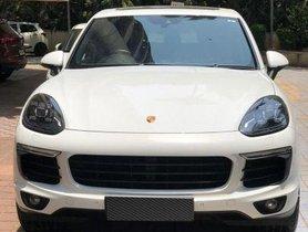 Porsche Cayenne S Diesel Platinum Edition AT for sale